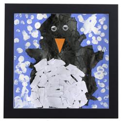 PTA Childs Artwork framed Print Christmas GIFT